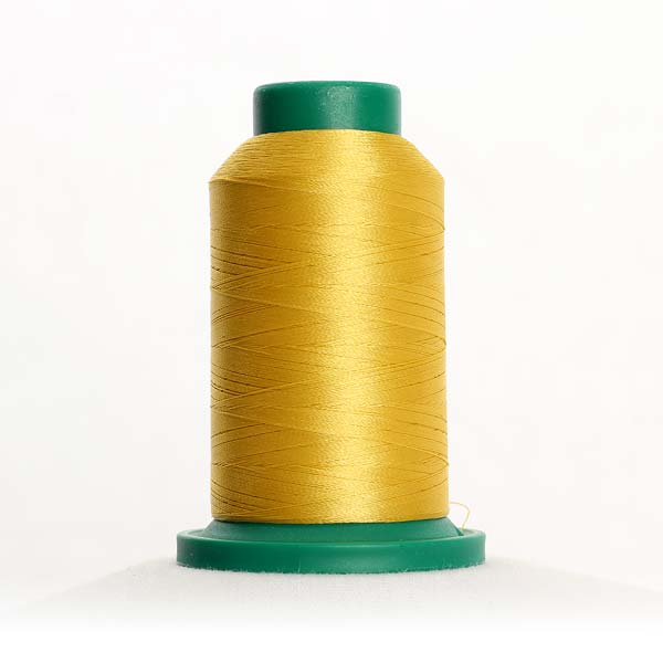 0622 Star Gold Polyester Thread Isacord 1094yd