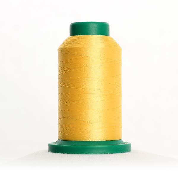 0630 Buttercup Polyester Thread Isacord 1094yd