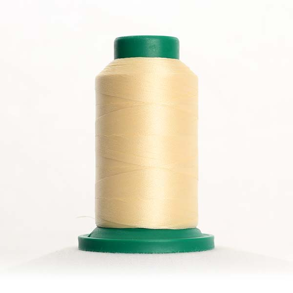 0660 Vanilla Polyester Thread Isacord 1094yd