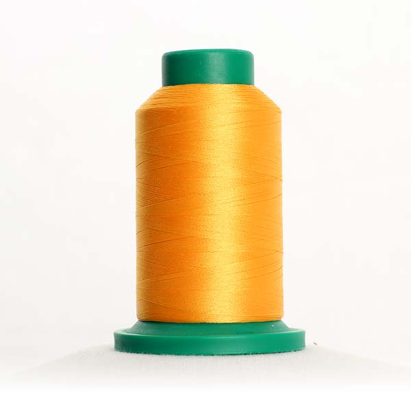 0700 Bright Yellow Isacord Thread
