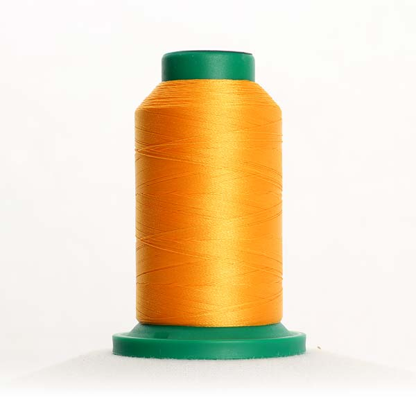 0702 Papaya Polyester Thread Isacord 1094yd