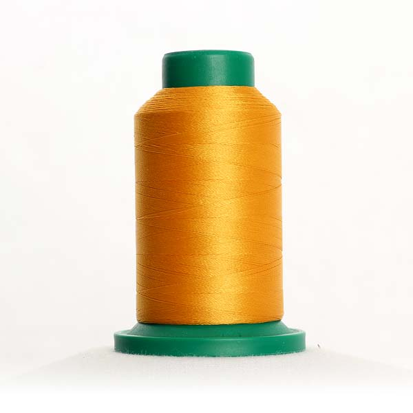 0704 Gold Polyester Thread Isacord 1094yd