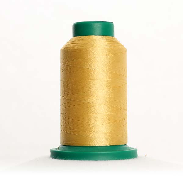 0741 Wheat Polyester Thread Isacord 1094yd