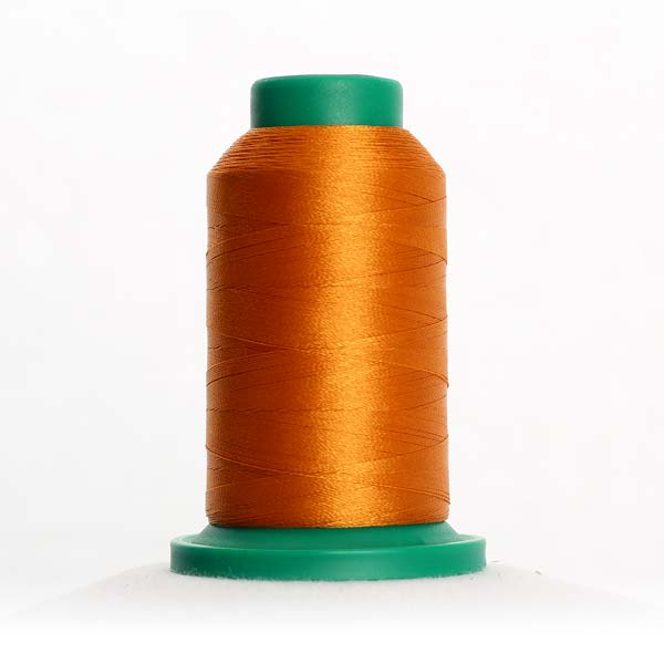 0922 Ashley Gold Isacord Thread