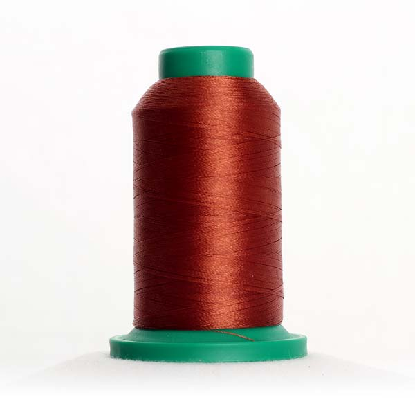 1342 Rust Polyester Thread Isacord 1094yd