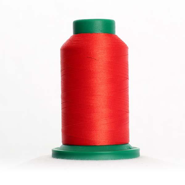 1703 Poppy Polyester Thread Isacord 1094yd