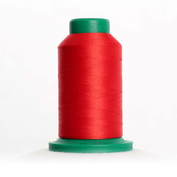 1704 Candy Apple Polyester Thread Isacord 1094yd