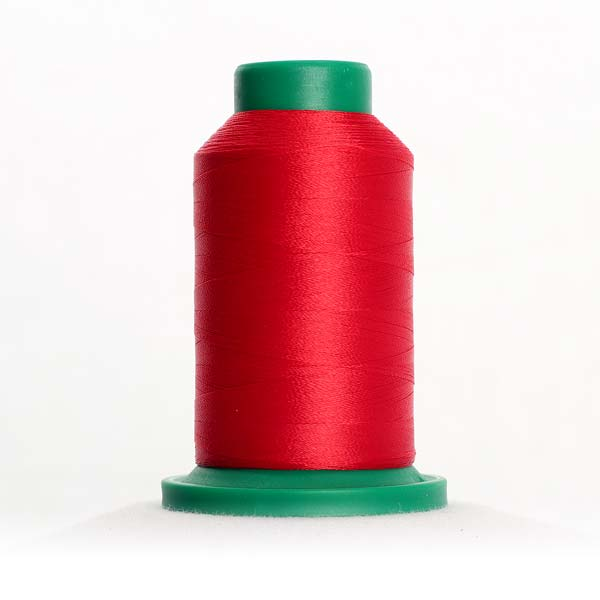 Isacord 1000m Polyester - Cardinal - 1904