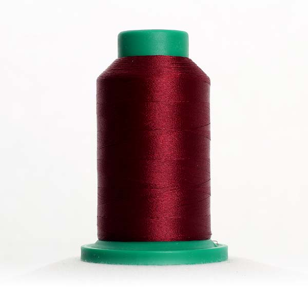 Isacord 1000m Polyester - Beet Red - 2115