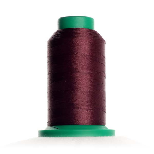 Isacord 1000m Polyester - Maroon - 2336