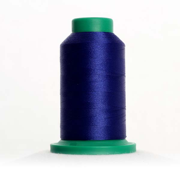 3333 Fire Blue Polyester Thread Isacord 1094yd