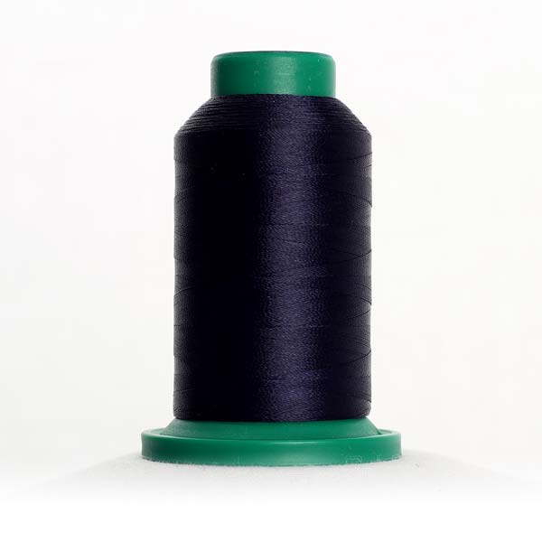 3355 Dark Indigo Polyester Thread Isacord 1094yd