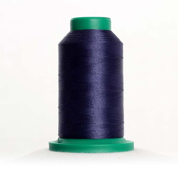 3645 Prussion Blue Polyester Thread Isacord 1094yd