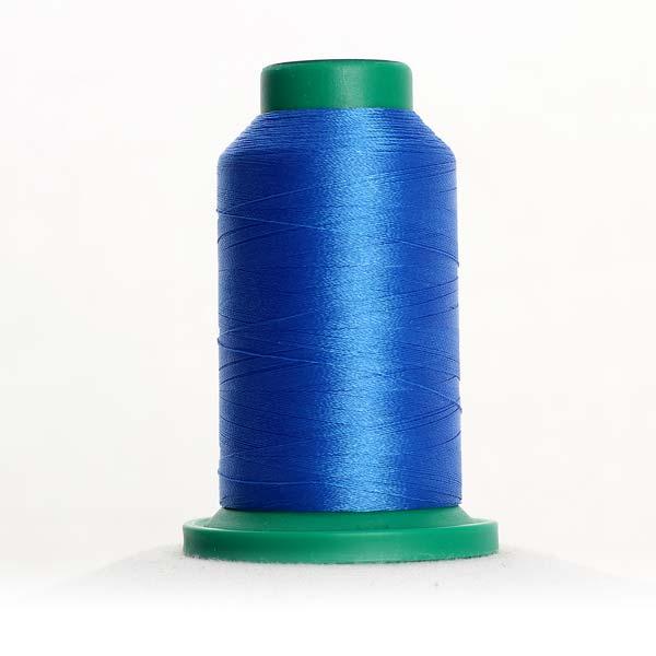 3713 Cornflower Blue Polyester Thread Isacord 1094yd