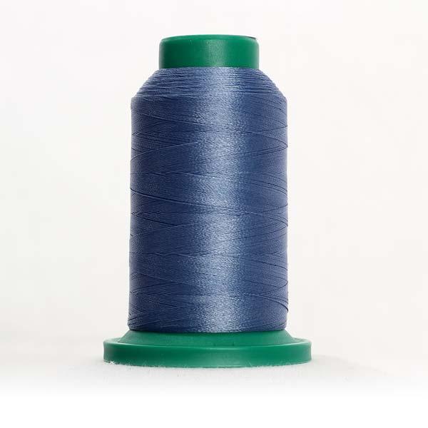 3953 Ocean Blue Polyester Thread Isacord 1094yd