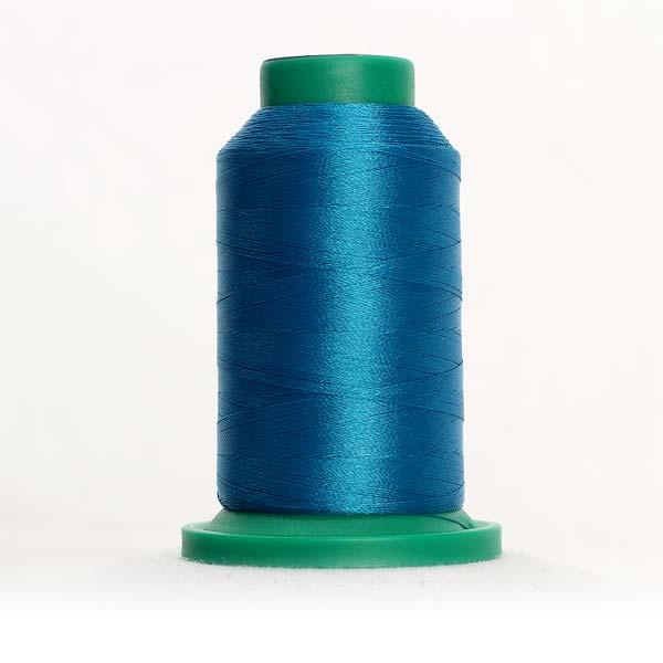 4116 Dark Teal Isacord Thread