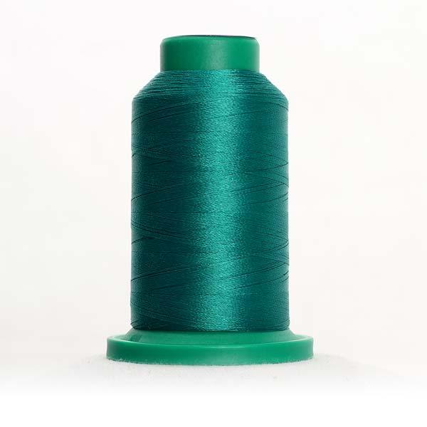 5100 Green Isacord Thread