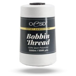 OESD Bobbin Thread Cone - White