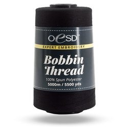 OESD Bobbin Thread Cone - Black