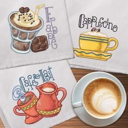 Coffee by Krista Hamrick CD