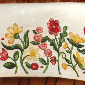 Garden Song CD, 43 Designs/OESD, Nancy Halvorsen