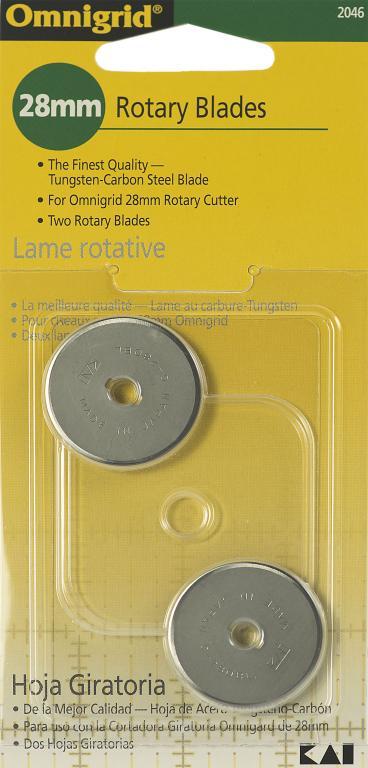 28mm Rotary Blades