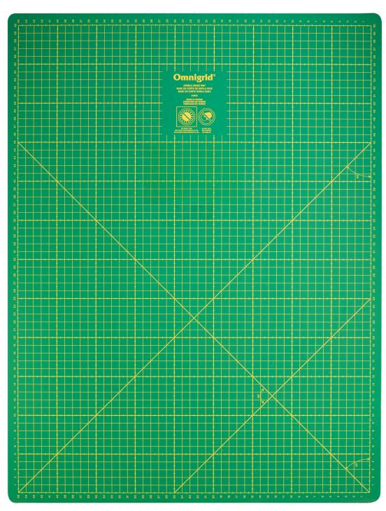 18 Inch x 24 Inch Double-sided Mat