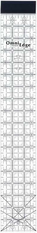 3 Inch x 18 Inch OmniEdge Ruler