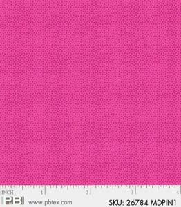 Crystals - Med Pink