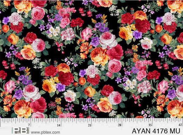 AYAN Large Roses 4176