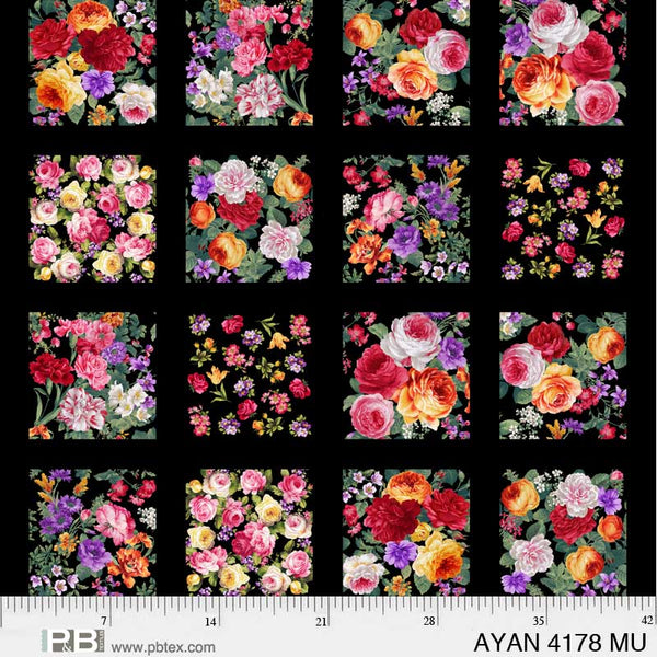 AYAN Rose Squares running yds 4178