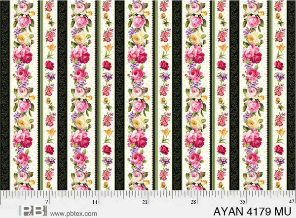 AYAN Rose Stripe 4179