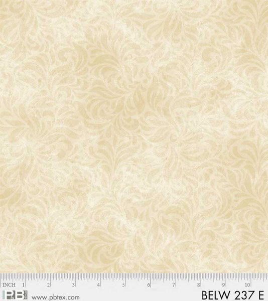 108in - Bella Suede - Natural - 108 inch Wide Quilt Backing - BELW 237 E - 1363184320623
