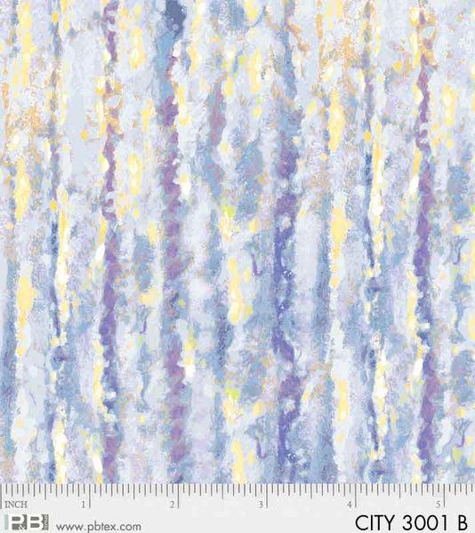 P&B Textiles - City Lights - Road Texture - City 3001 B