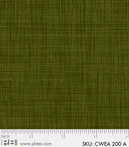 F-CB-P&B-CW1-03 - Color Weave-03-200-Olive