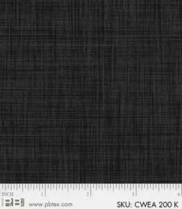 P&B Textiles Color Weave CWEA 200 K