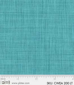 Color Weave<br>Teal - CWEA 200 LT