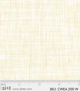 Color Weave<br>Eggshell - CWEA 200 W