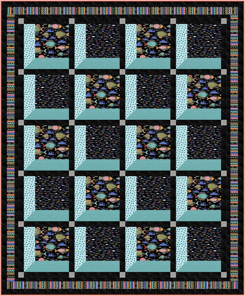 Fish Fest - by Cyndi Hershey - Free Pattern Download