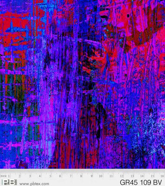 PB- Blue Violet Off the Grid