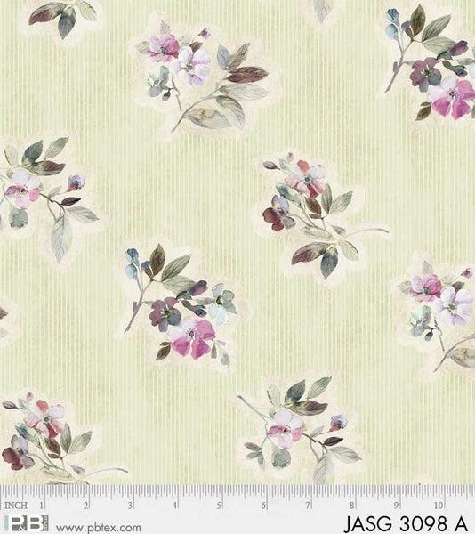JASG 3098 A Allover Floral