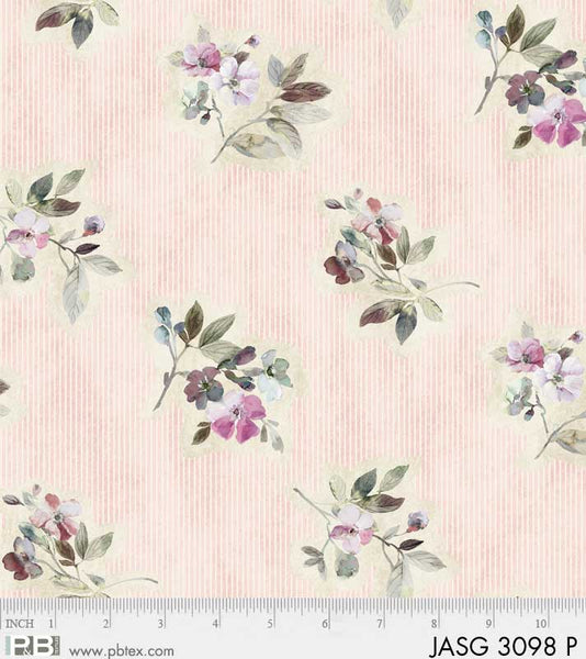JASG 3098 P Allover Floral