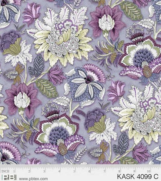Kashmir Kaleidoscope Floral C
