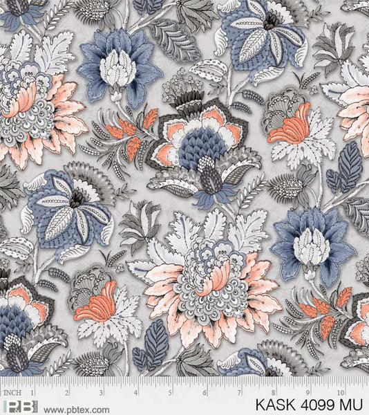 Kashmir Kaleidoscope Floral MU