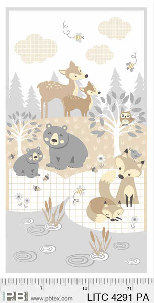 Little Critters Panel