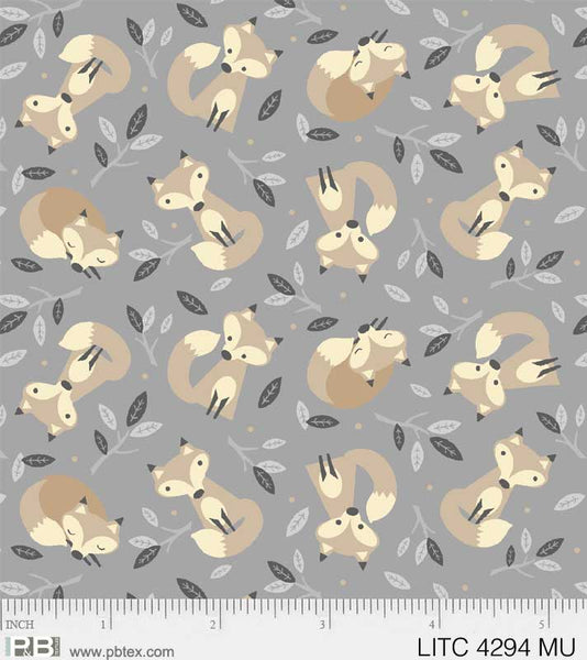 Little Critters Fox Gray 4294 MU