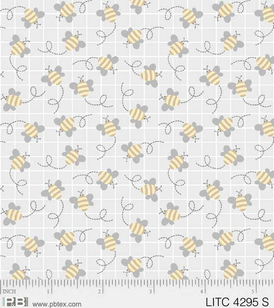 Little Critters Bee Gray 4295 S