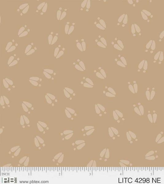 Little Critters 4298-NE Tan Tracks