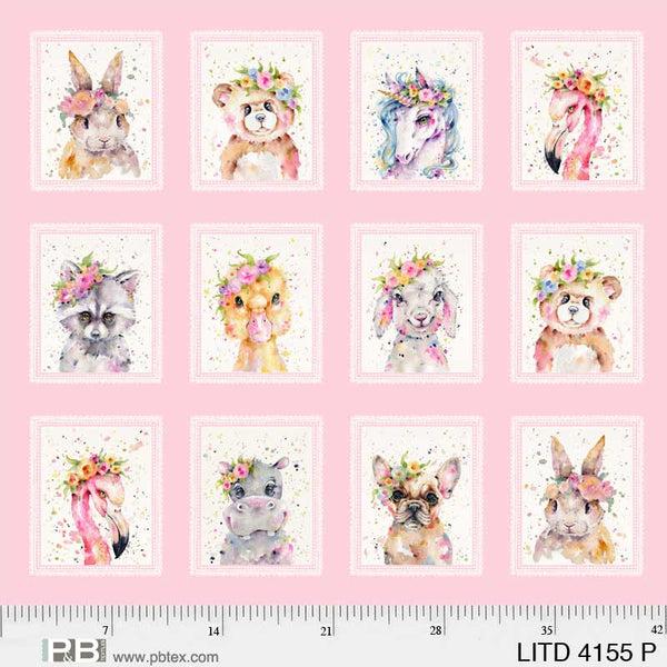 Little Darlings Panel 4155