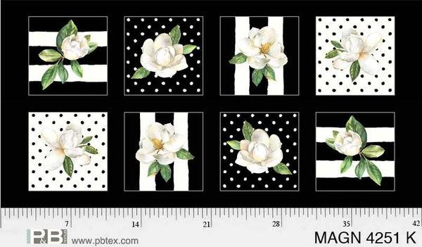 Magnolias - MAGN 4251 K - Panel